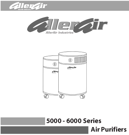 1022: Salon 6000 Portable Station Air Cleaner