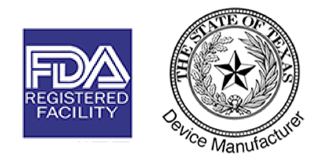 FDA Registered Manufacturer